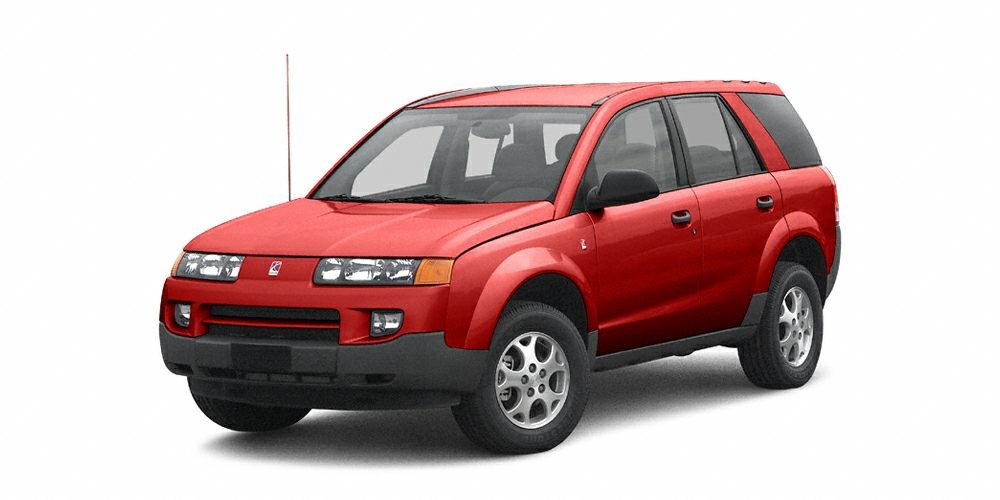 2004 Saturn VUE  Grab a steal on this 2004 Saturn VUE V6 before someone else snatches it Comforta