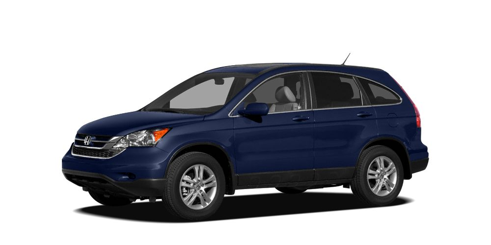 2010 Honda CR-V EX CARFAX 1-Owner GREAT MILES 52613 PRICED TO MOVE 1000 below Kelley Blue Boo