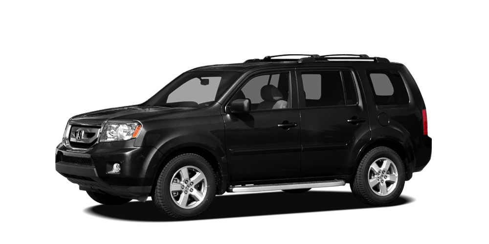 2010 Honda Pilot EX-L Excellent Condition EX-L trim Third Row Seat Moonroof Heated Leather Sea