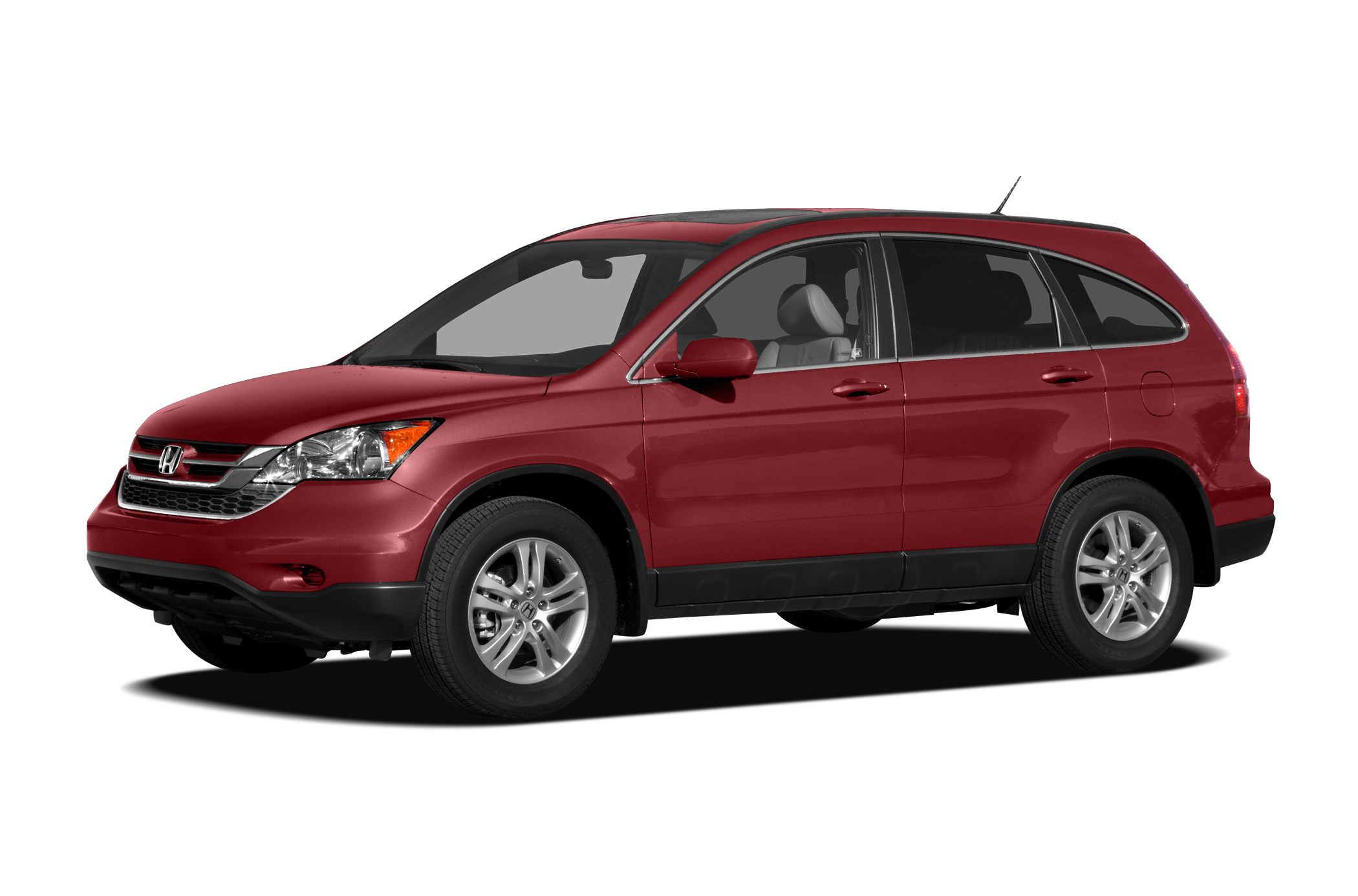 2010 Honda CR-V EX-L Low miles indicate the vehicle is merely gently used Oh yeahIf you demand t