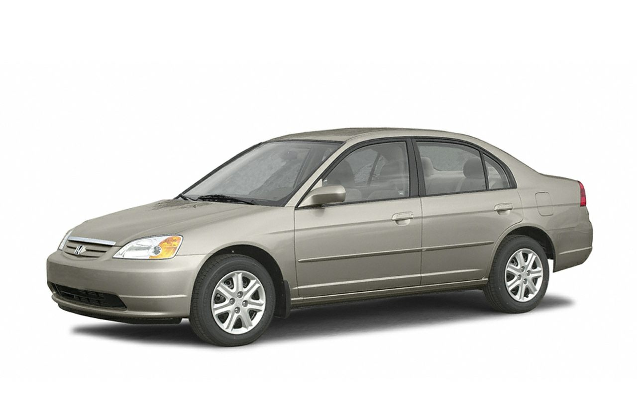 2003 Honda Civic LX Snatch a steal on this 2003 Honda Civic LX while we have it Spacious but easy