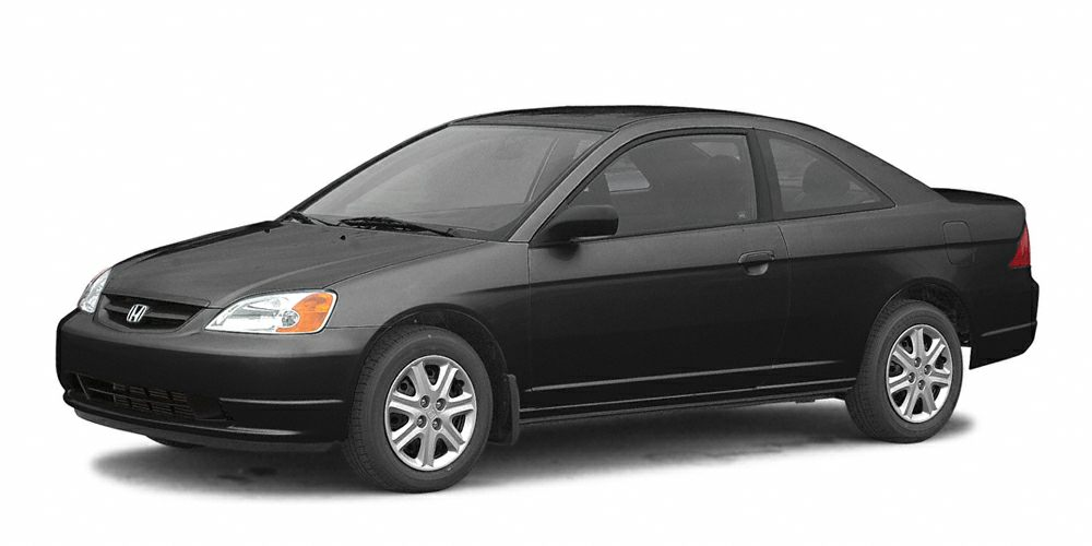 2003 Honda Civic EX Miles 212940Color Black Stock SB13420B VIN 1HGEM21973L020771