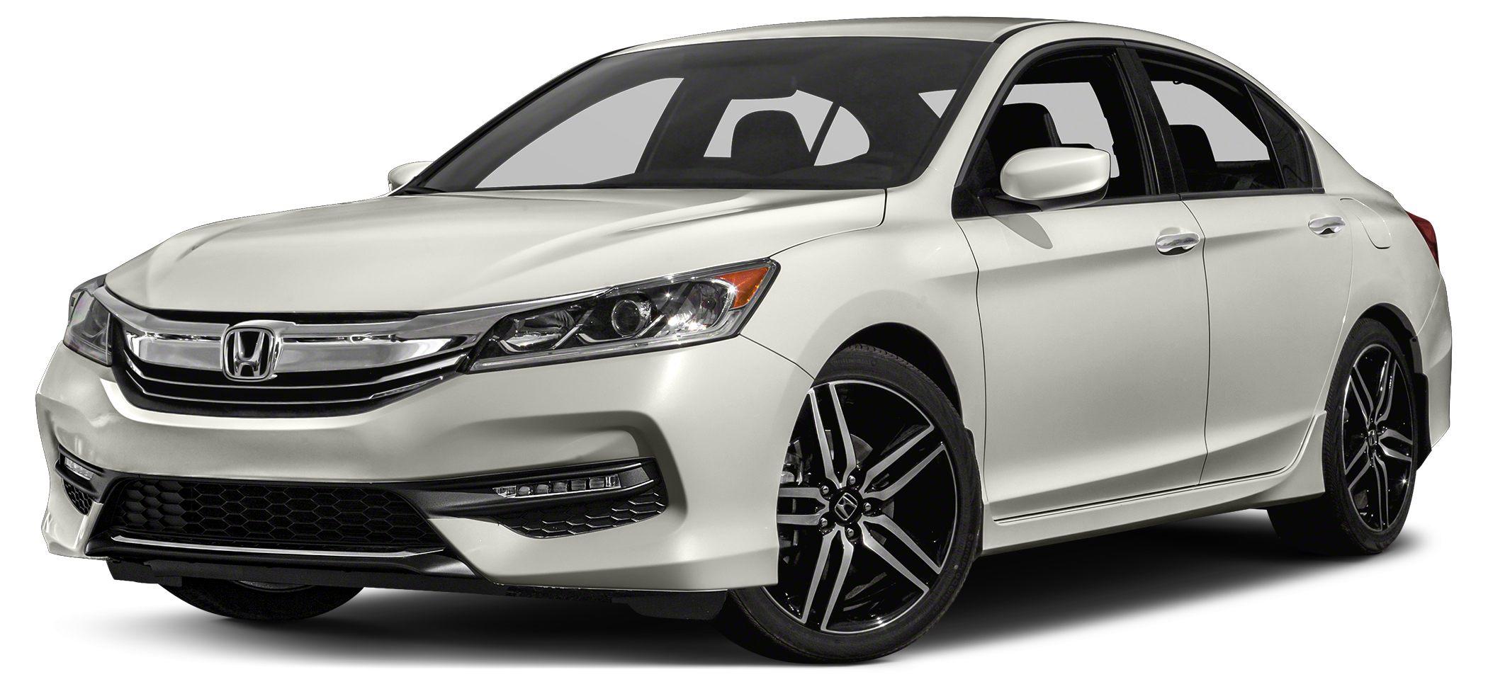 2017 Honda Accord Sport  Miles 10496Color White Orchid Pearl Stock PN17266 VIN 1HGCR2F54HA