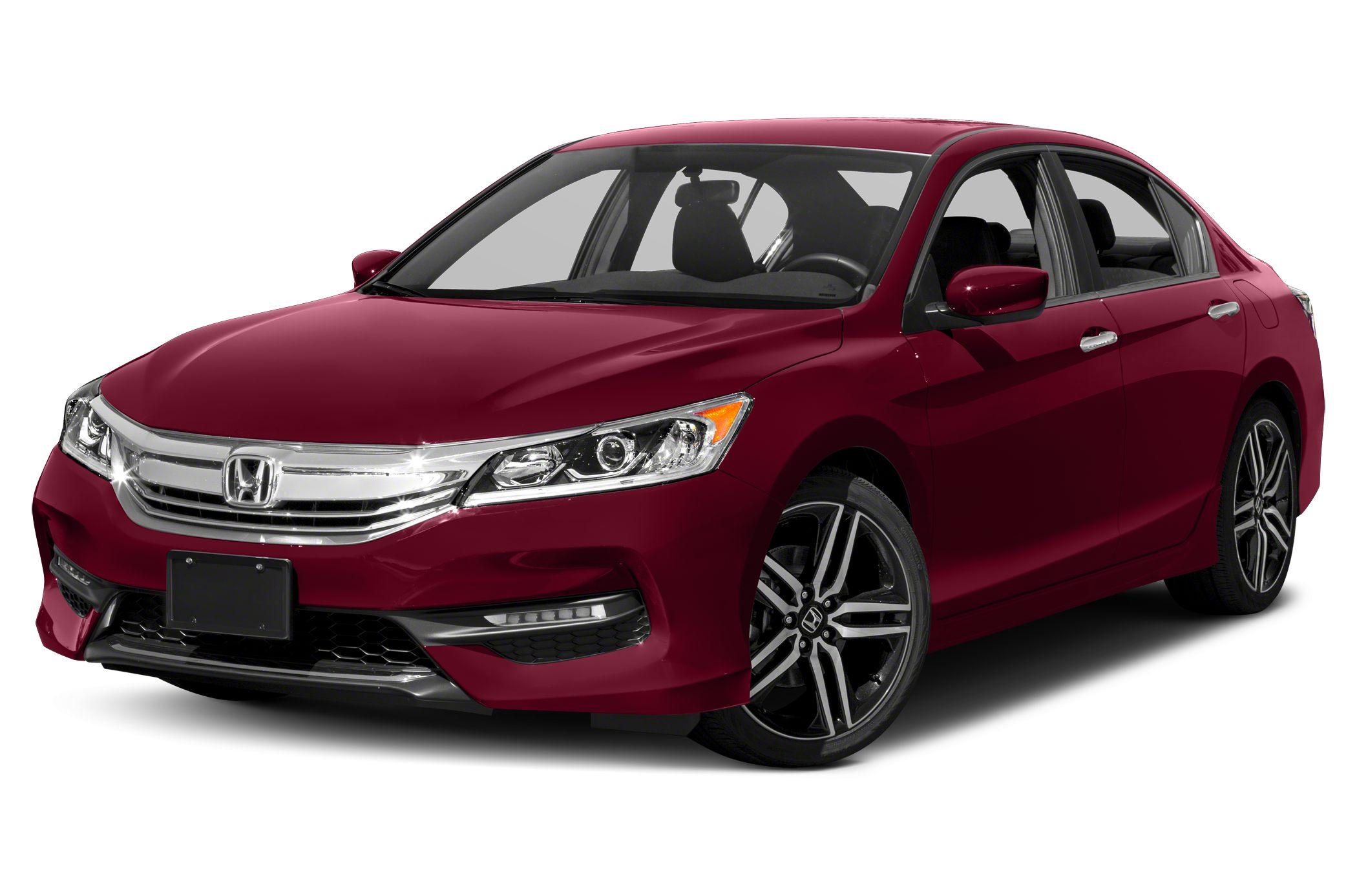 2017 Honda Accord Sport SE The car youve always wanted In a class by itself If youre looking f