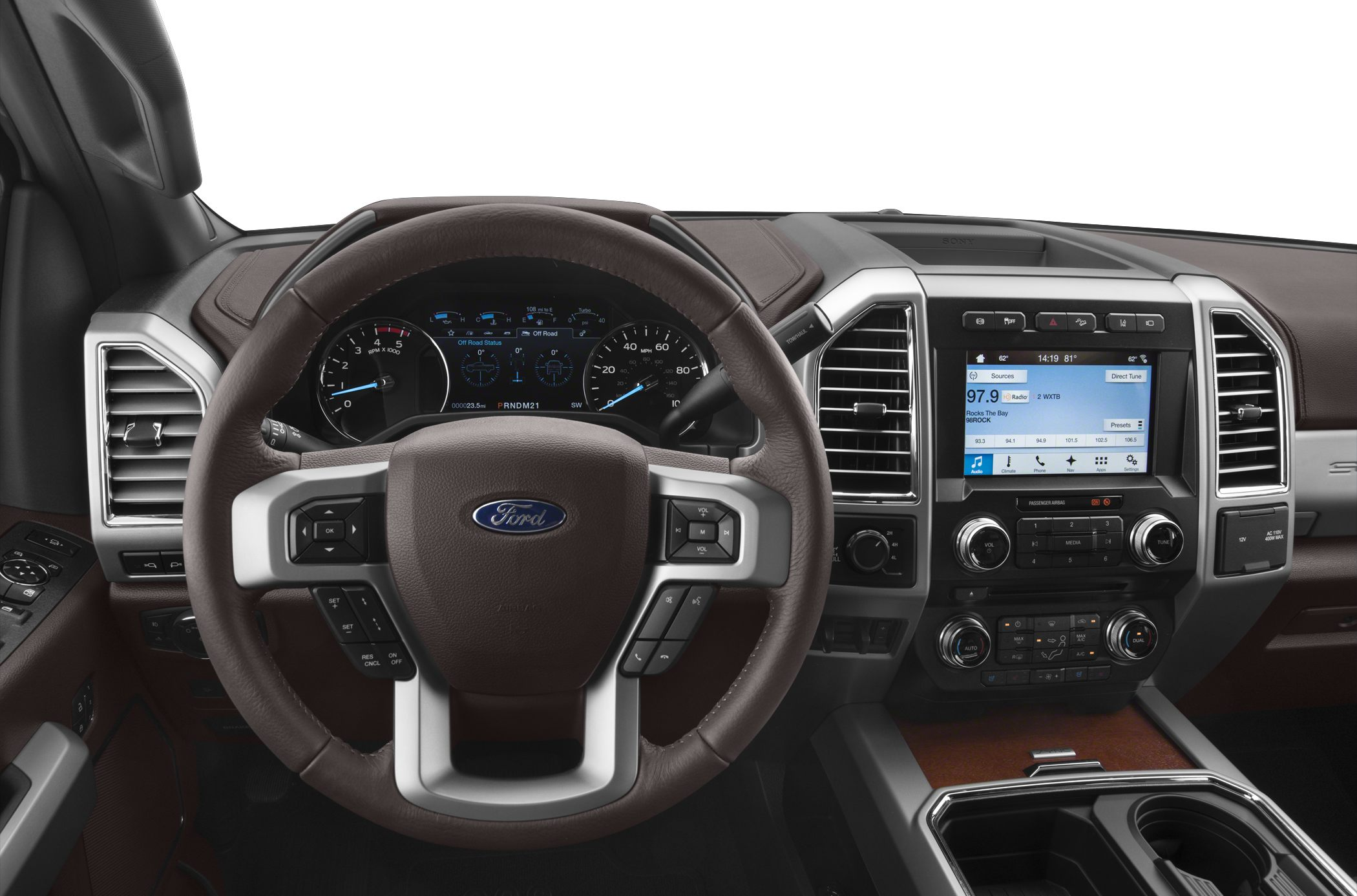2018 FORD F-250 KING RANCH