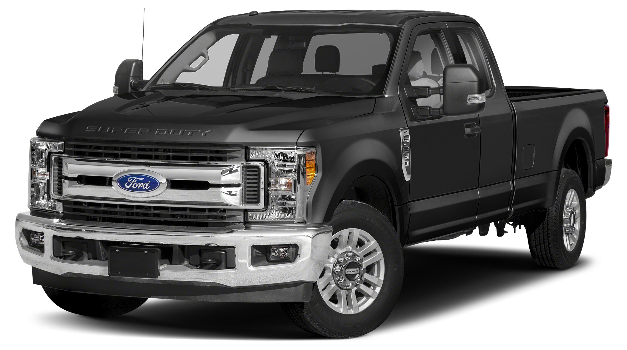 2017 Ford F-250 XLT Magnetic 2017 Ford F-250SD XLT 4WD 6-Speed Automatic V8 4WD Miles 1Color M
