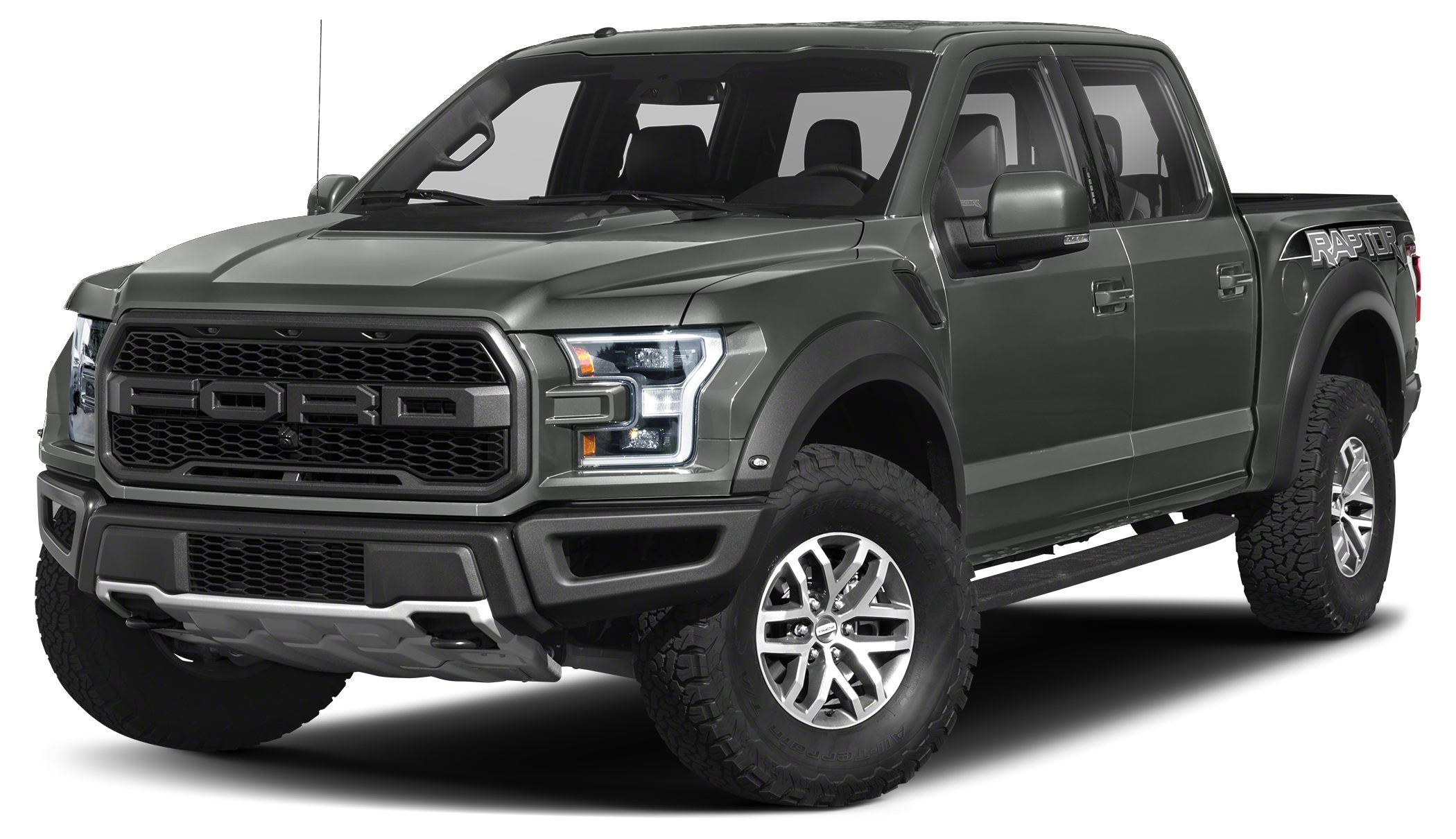 2018 Ford F-150 Raptor The 2018 F-150 body is up to 700 lbs lighter than the previous generation