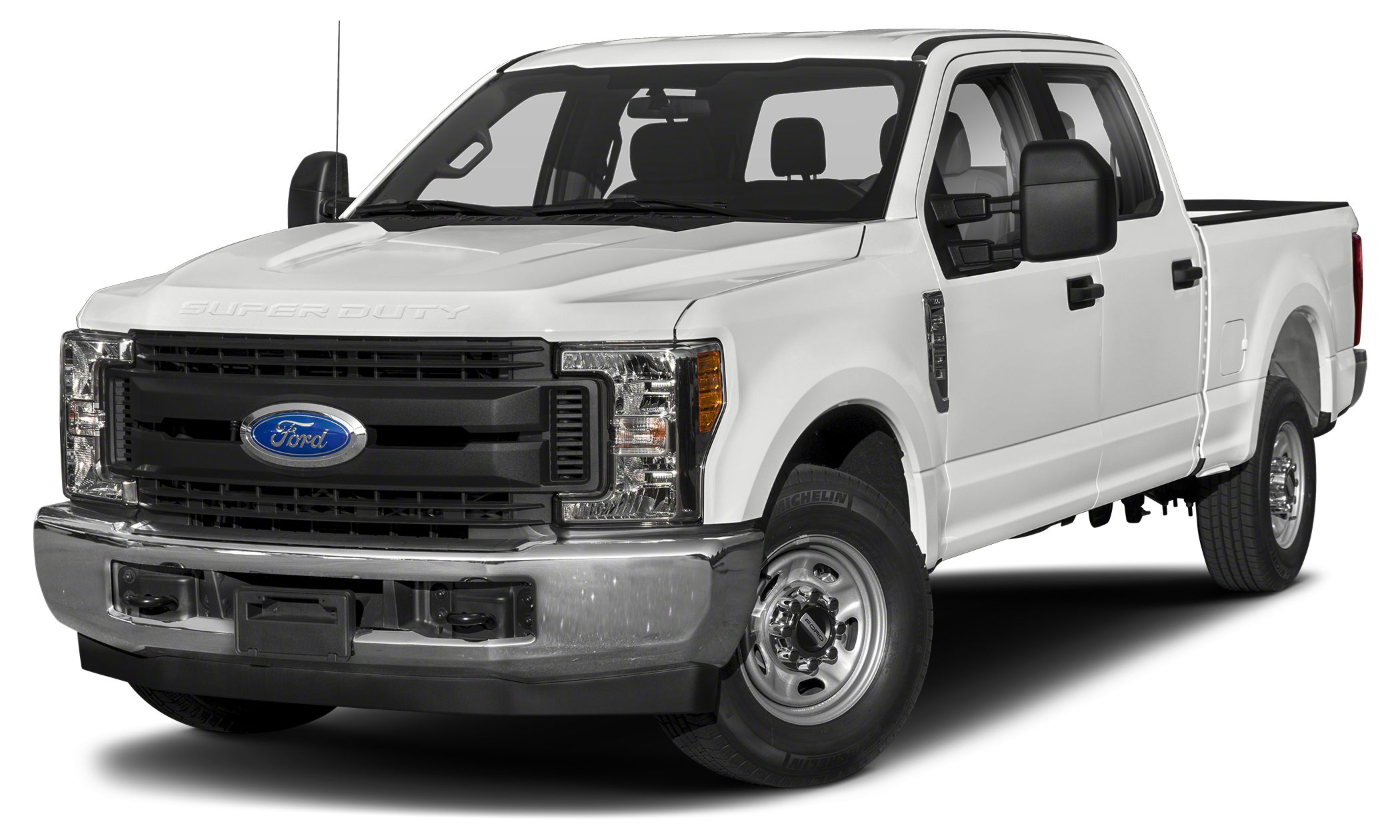 2018 Ford F-250 XL Miles 0Color Oxford White Stock FT8496 VIN 1FT7W2BT7JEB89816
