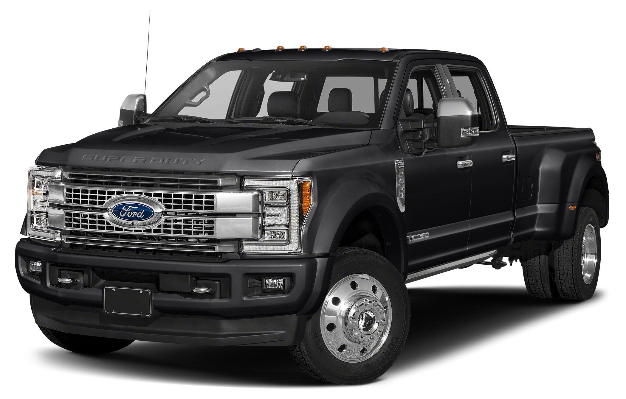 2017 Ford F-450 Platinum DRW Price includes 1250 - Ford Credit Retail Bonus Customer Cash 15