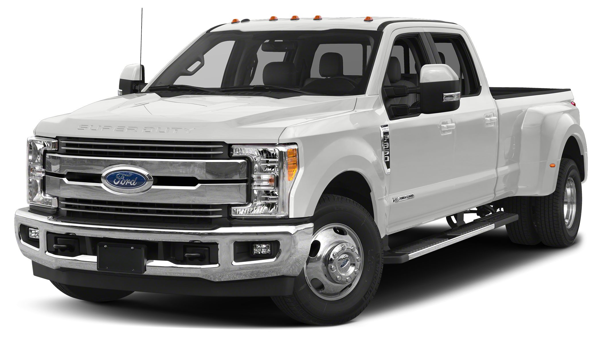 2017 Ford F-350 Super Duty Miles 0Color Oxford White Stock IP-B17743 VIN 1FT8W3DT7HEB17743