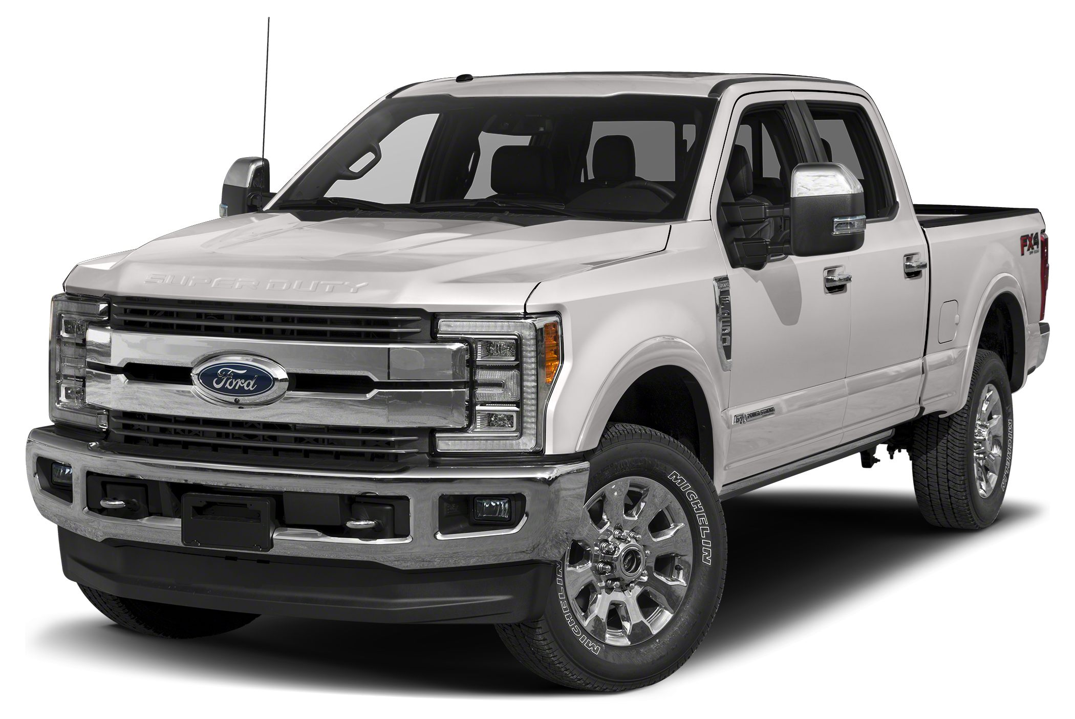 2017 Ford F-250 King Ranch Price includes 750 - Ford Credit Retail Bonus Customer Cash Exp 07
