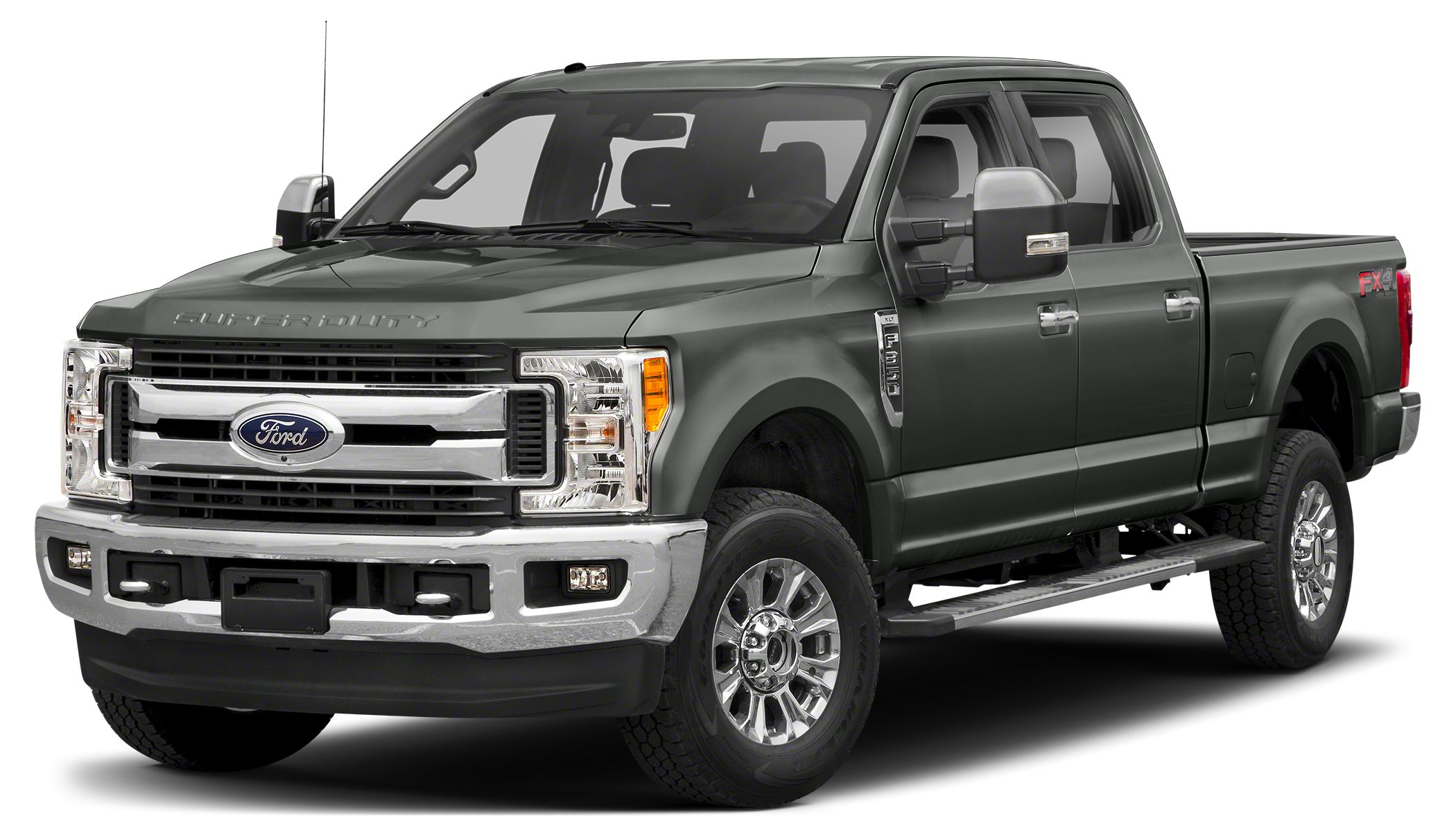 2017 Ford F-250 XLT Miles 0Color Magnetic Stock FT7588 VIN 1FT7W2BT1HEB58796