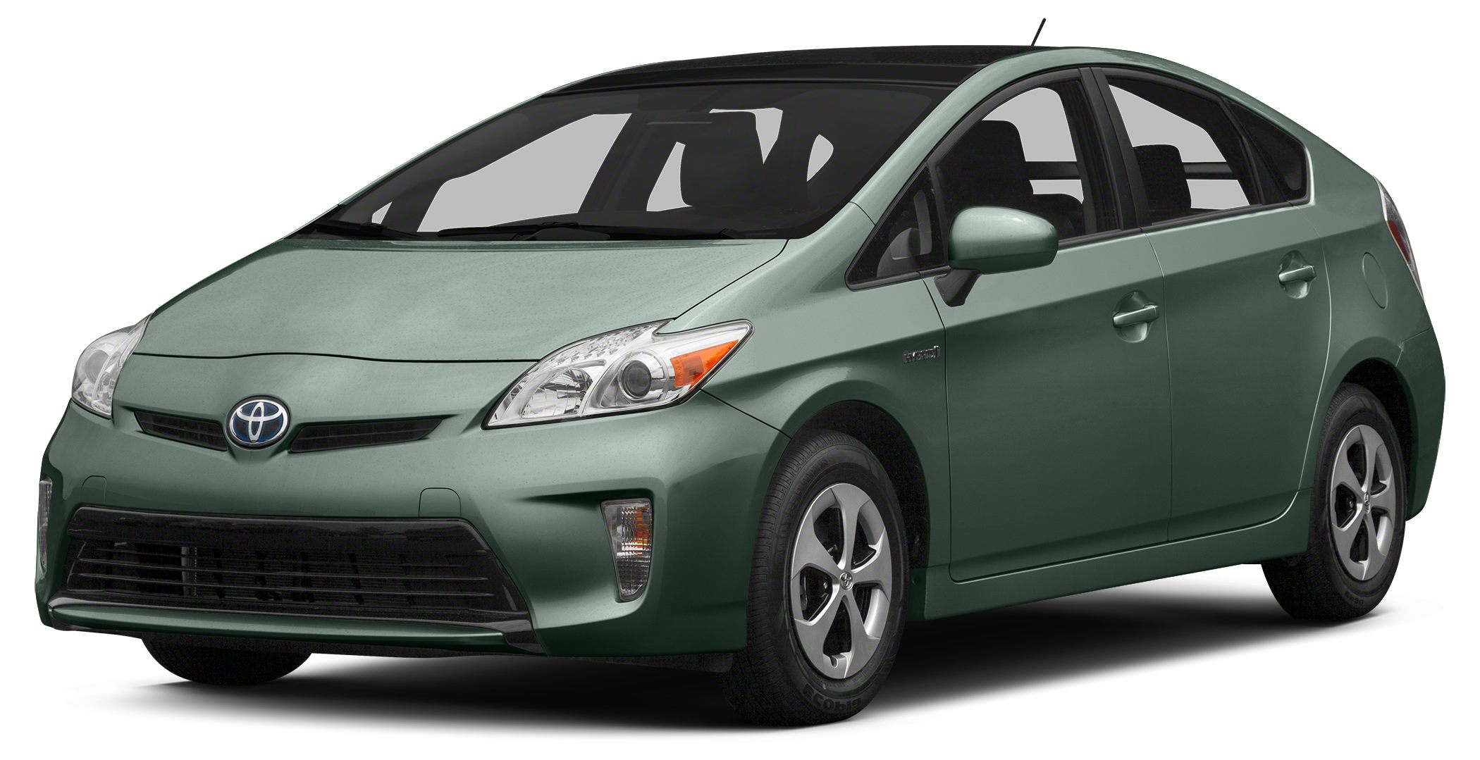 2013 Toyota Prius Four ONLY 38636 Miles EPA 48 MPG Hwy51 MPG City Sunroof Heated Seats NAV