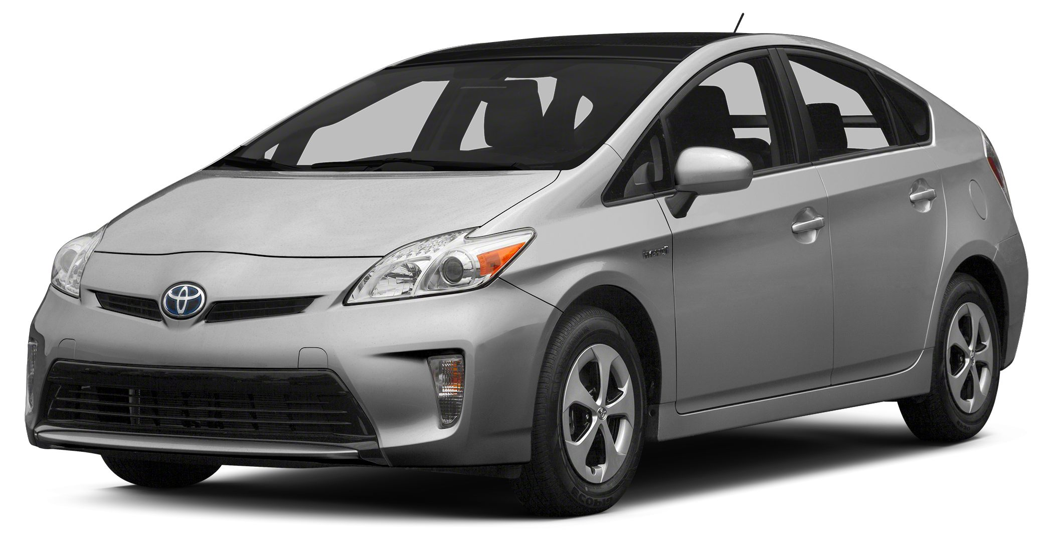 2012 Toyota Prius Three GREAT MILES 32963 EPA 48 MPG Hwy51 MPG City Navigation Sunroof iPod