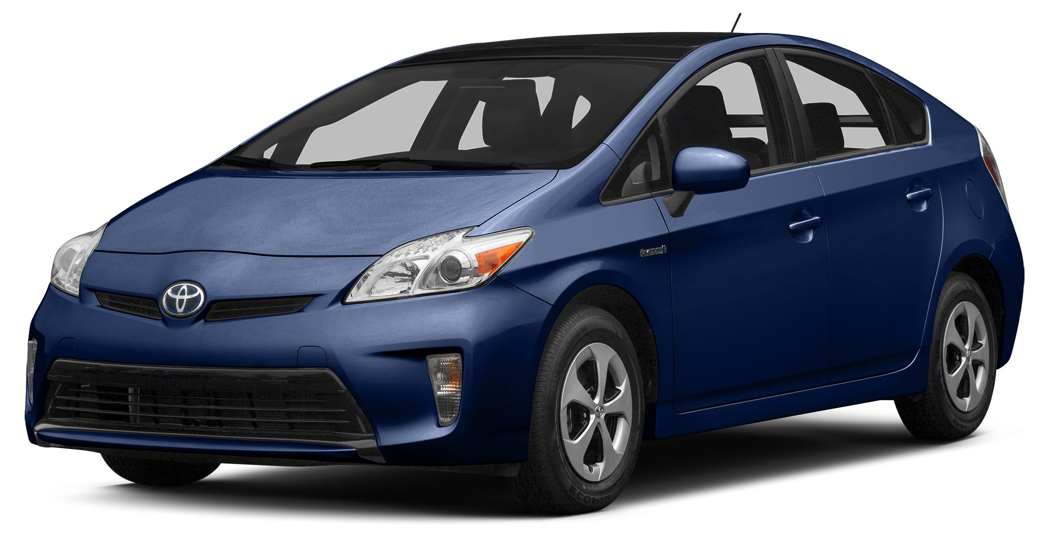 2013 Toyota Prius Two Two trim FUEL EFFICIENT 48 MPG Hwy51 MPG City 400 below Kelley Blue Boo