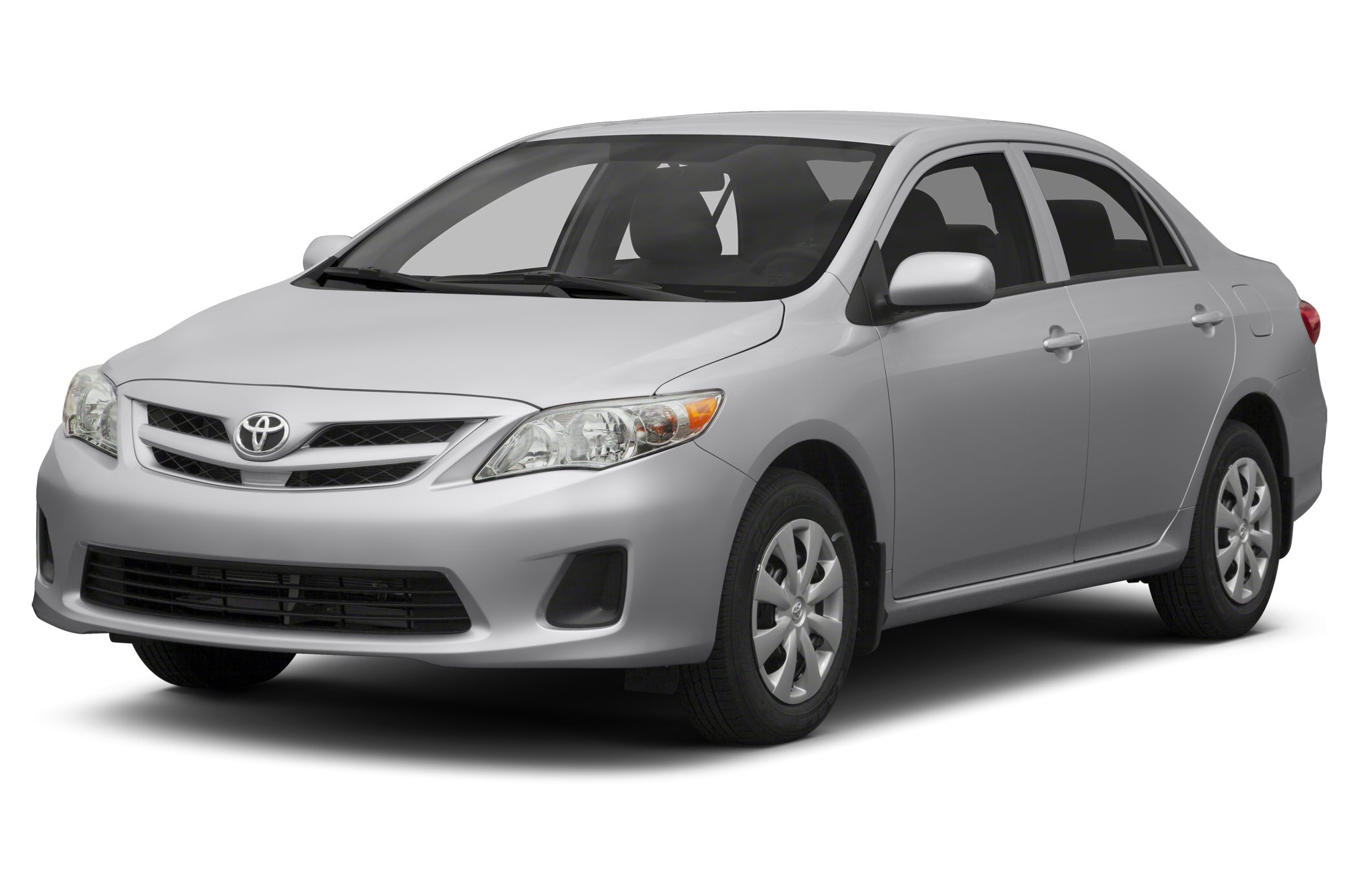 2012 Toyota Corolla LE LE trim BLACK SAND PEARL exterior and ASH interior LOW MILES - 22825 FU