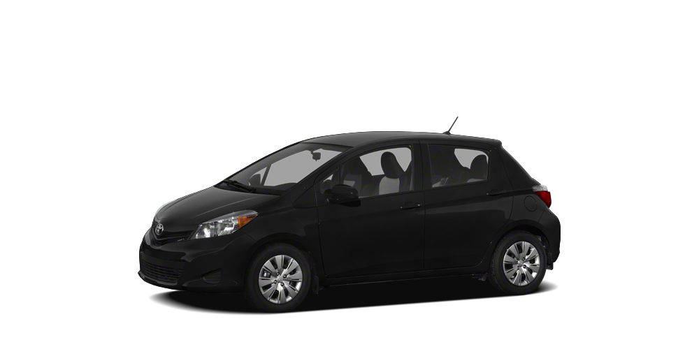 2012 Toyota Yaris SE LOW MILEAGE GAS SAVER and HATCH BACK Yaris SE and 5D Hatchback