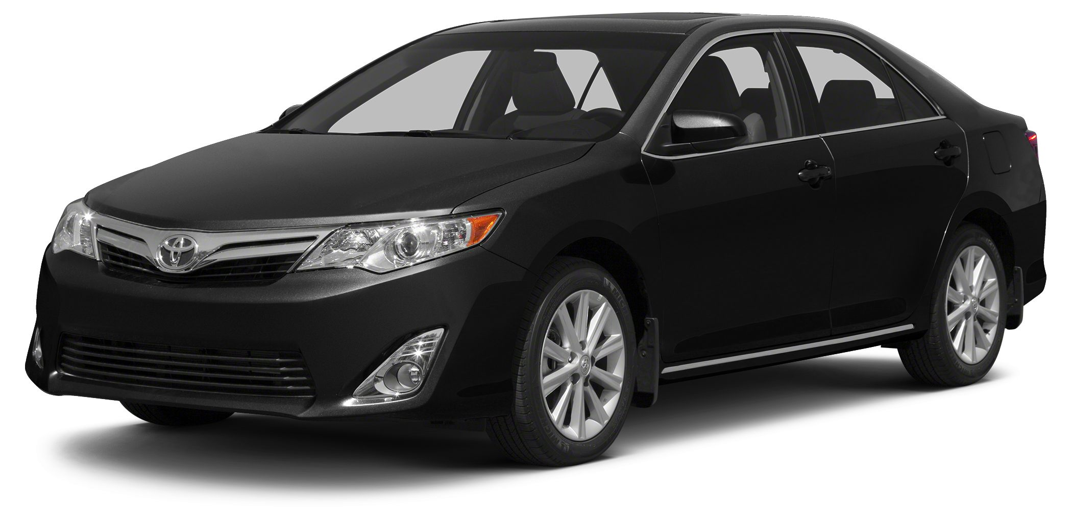 2012 Toyota Camry XLE EPA 30 MPG Hwy21 MPG City CARFAX 1-Owner LOW MILES - 42769 XLE trim NA