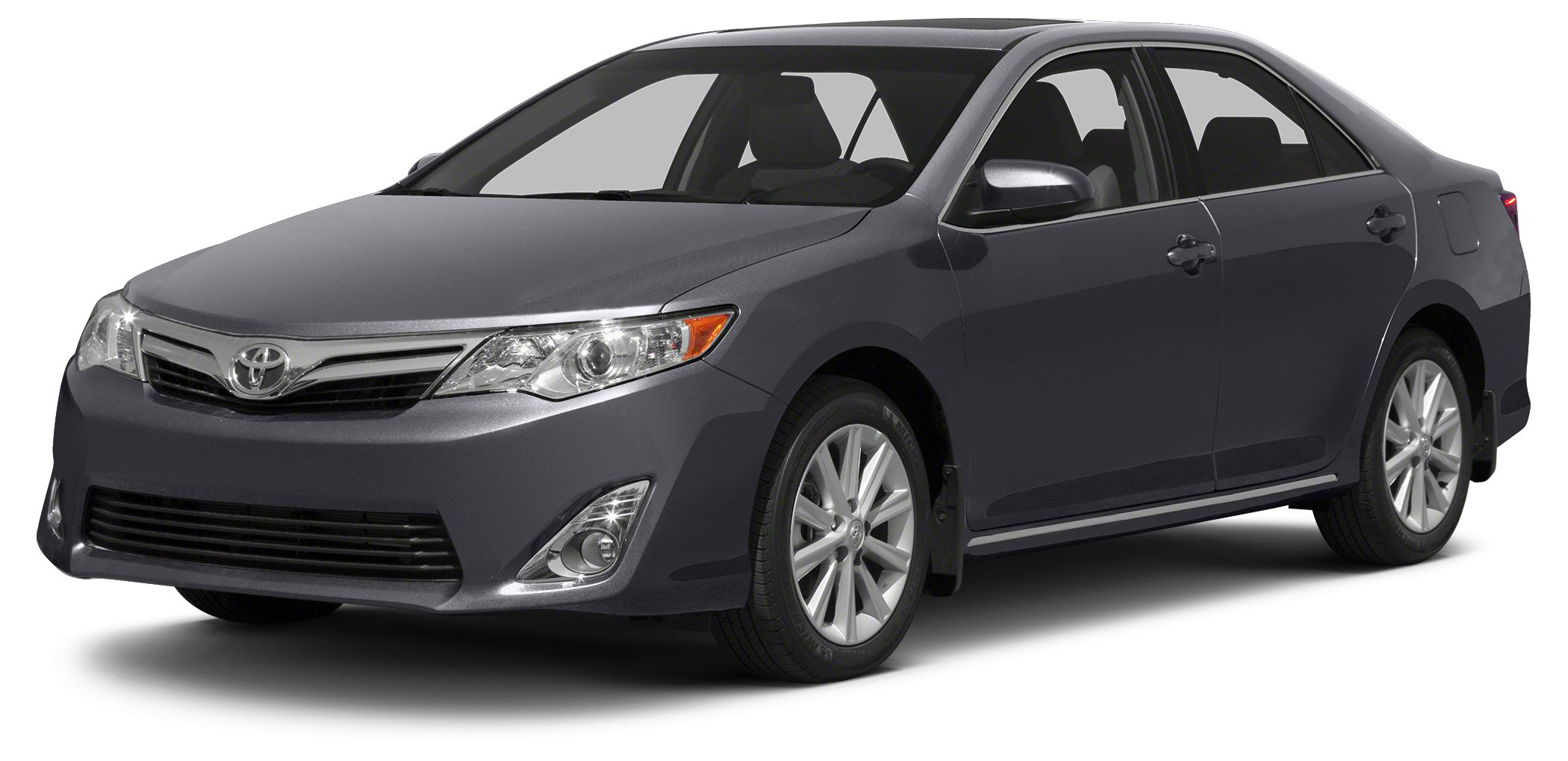 2012 Toyota Camry LE CARFAX 1-Owner GREAT MILES 33886 COSMIC GRAY MICA exterior and ASH interio