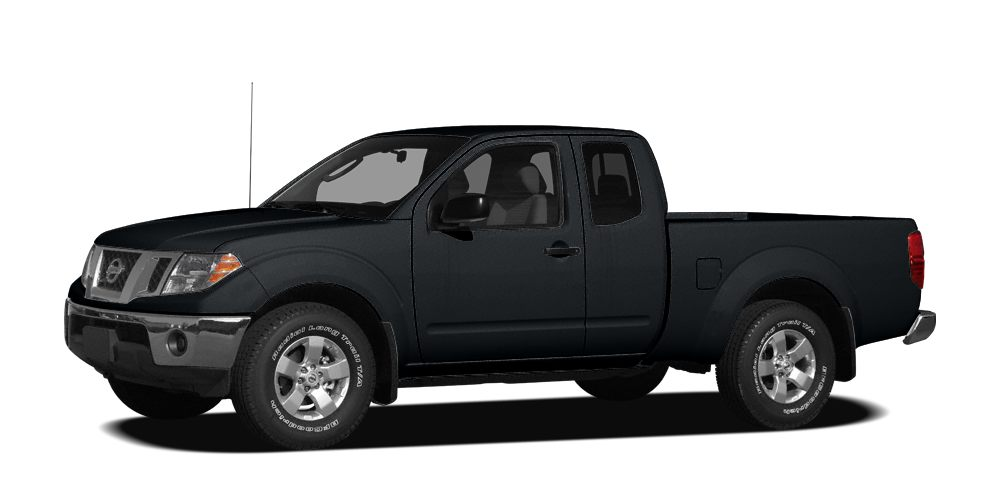 2010 Nissan Frontier SE Miles 47353Color Night Armor Stock P0945 VIN 1N6AD0CW9AC409152