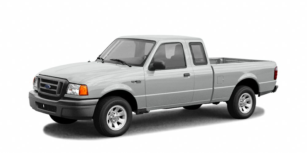 2004 Ford Ranger XLT Value Price does not include state and county taxes title and tag fees or