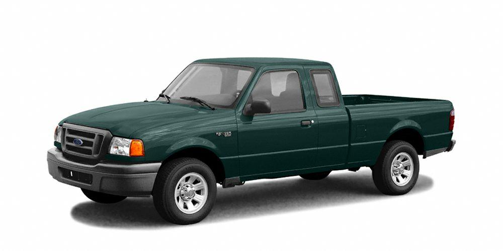 2004 Ford Ranger XLT Miles 113581Color Dark Green Satin Metallic Stock T40758A VIN 1FTZR45E44