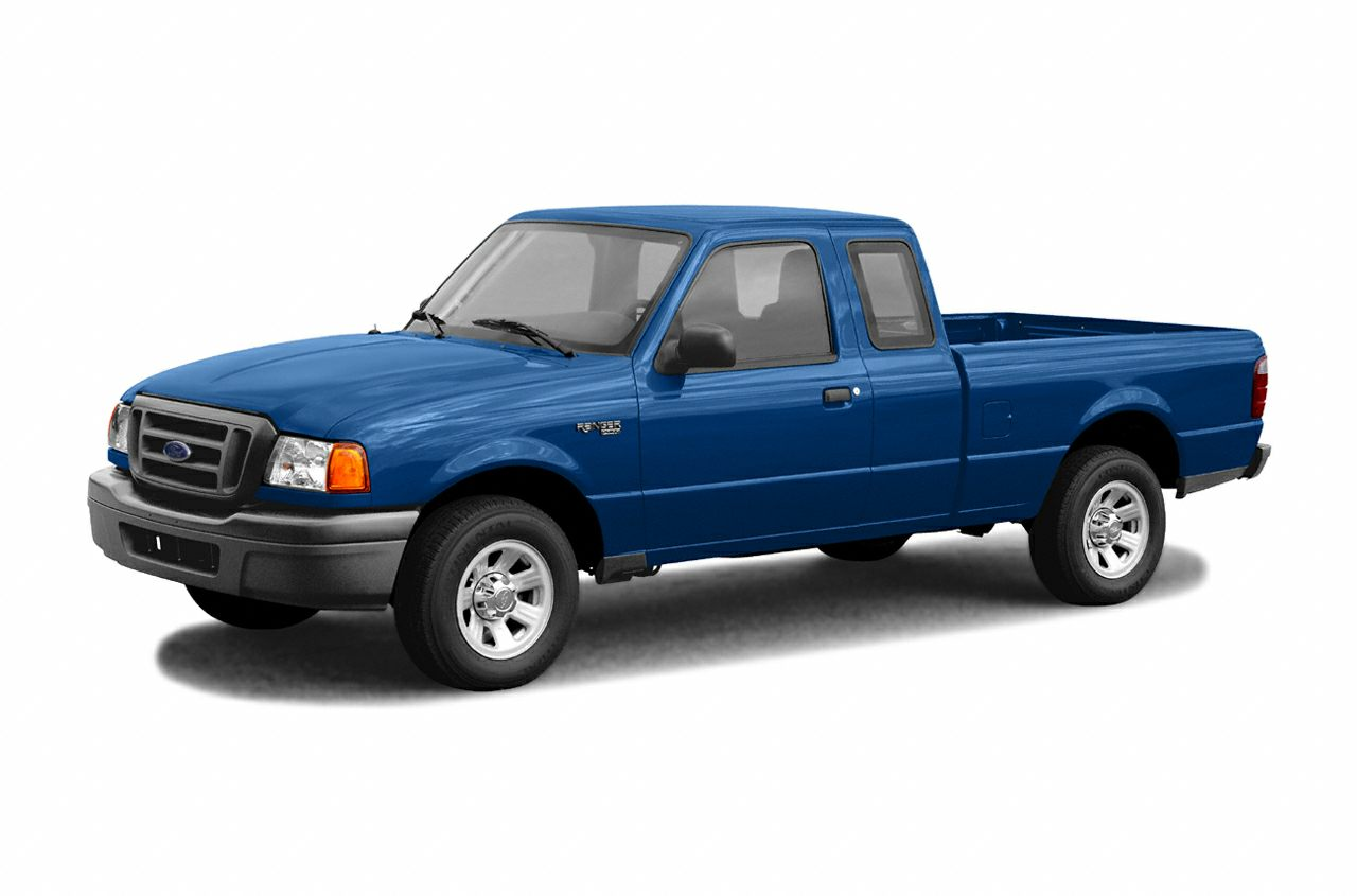 2004 Ford Ranger  Win a bargain on this 2004 Ford Ranger before someone else snatches it Spacious