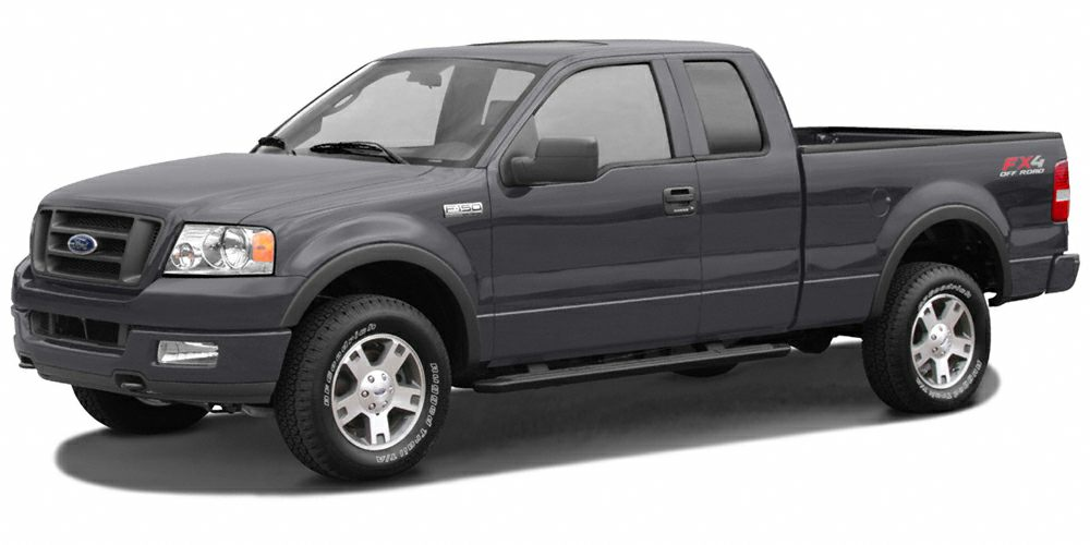 2004 Ford F-150 STX Land a steal on this 2004 Ford F-150 STX before someone else snatches it Comf