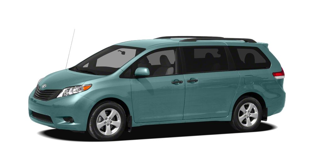 2011 Toyota Sienna LE Miles 97260Color South Pacific Pearl Stock M15159A VIN 5TDKK3DC2BS0964