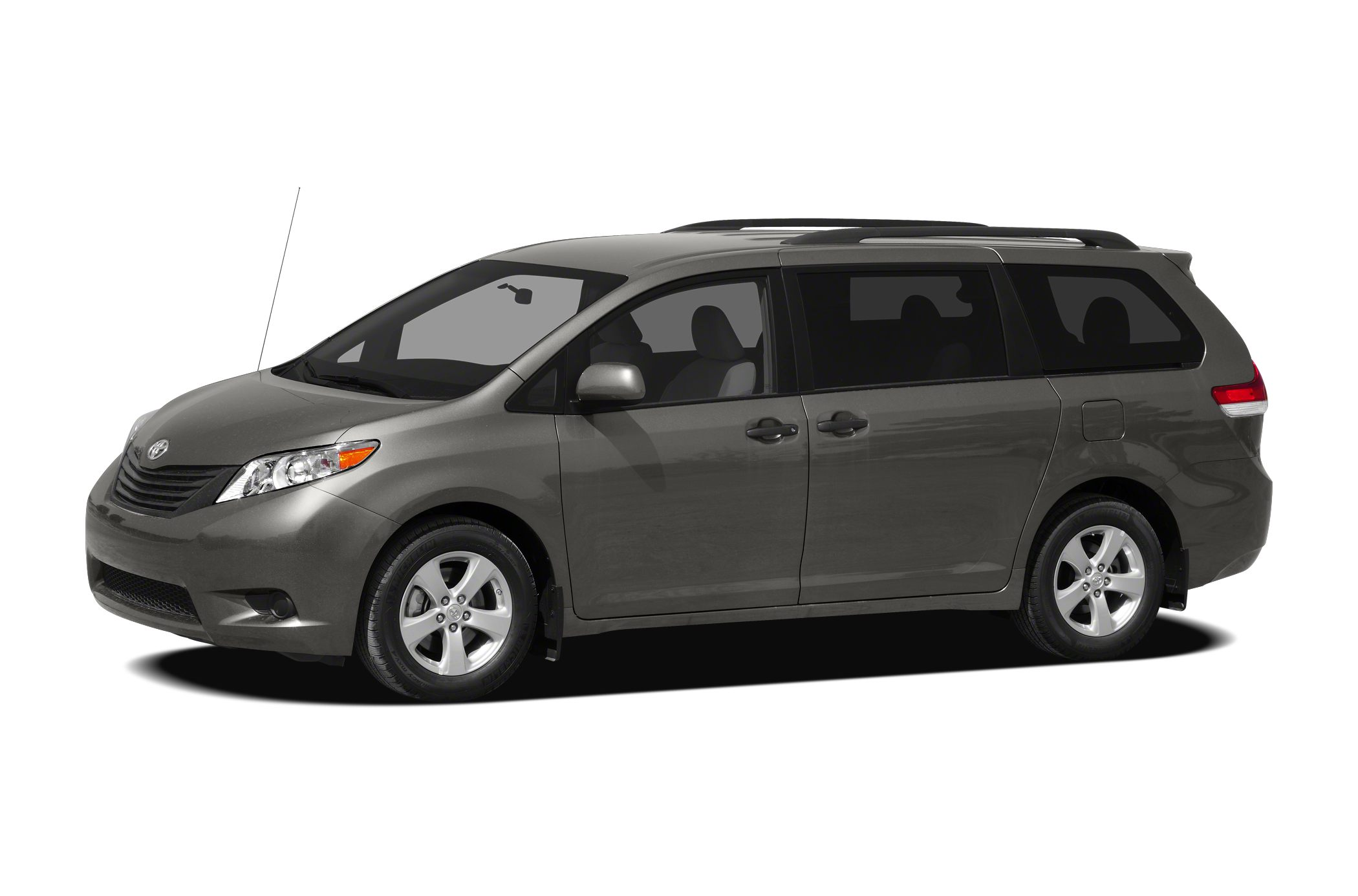 2011 Toyota Sienna LE Toyota Certified ONLY 45845 Miles EPA 24 MPG Hwy18 MPG City Third Row Se