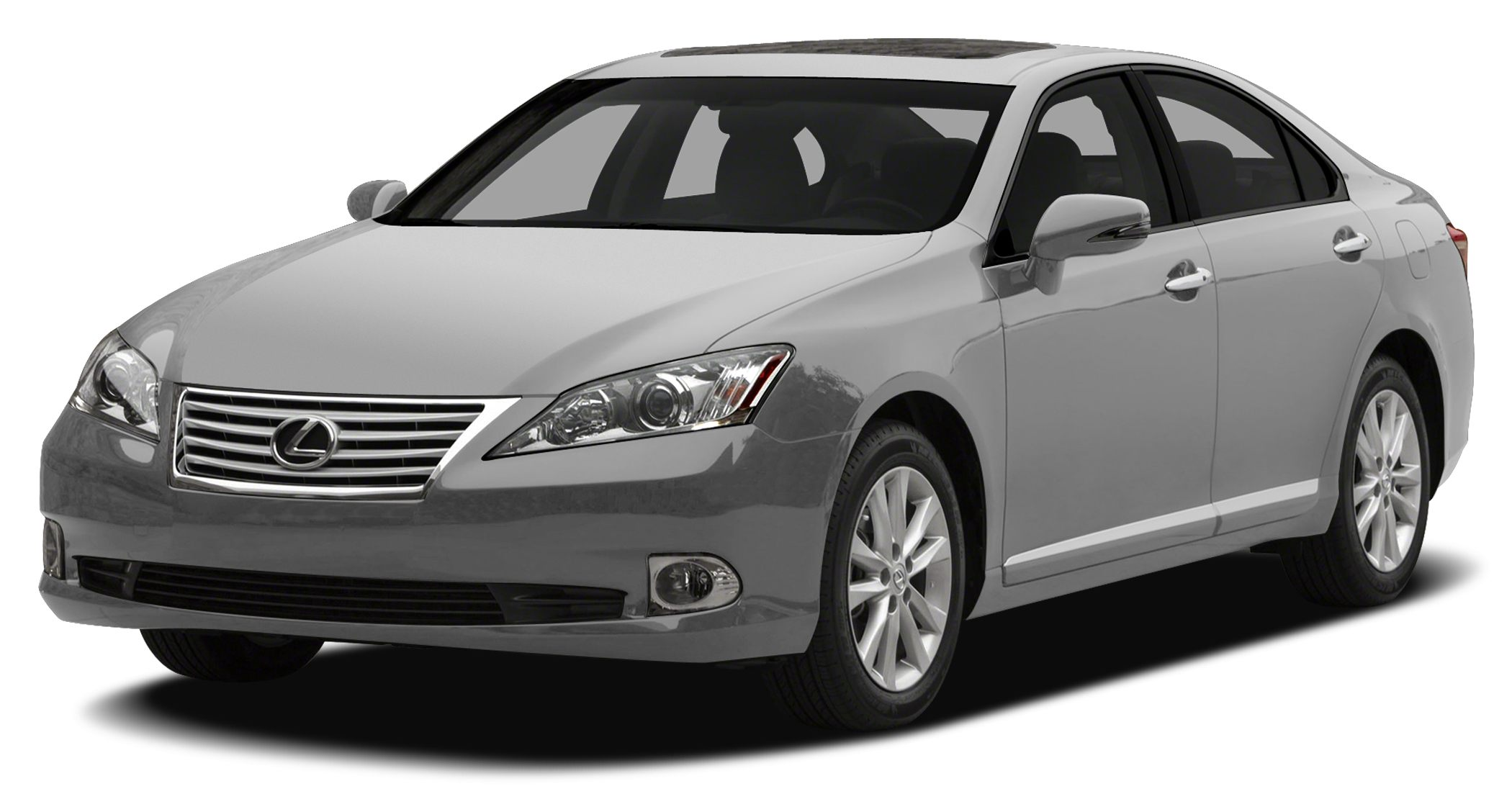 2011 Lexus ES 350 Base  2011 Lexus ES 350 ES 350 - Moonroof Heated Leather Seats Navigati