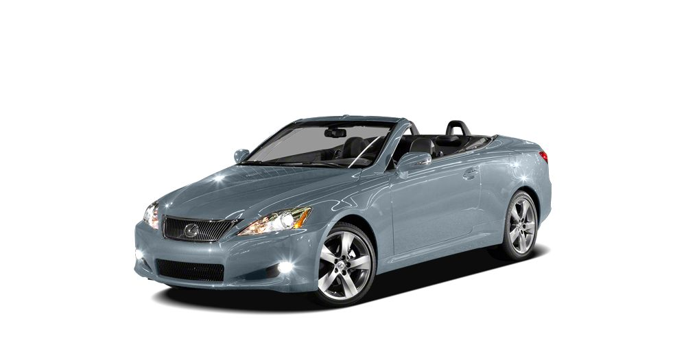 2011 Lexus IS 250C Base This one owner Lexus IS250C Convertible is a local trade in on a new Merce