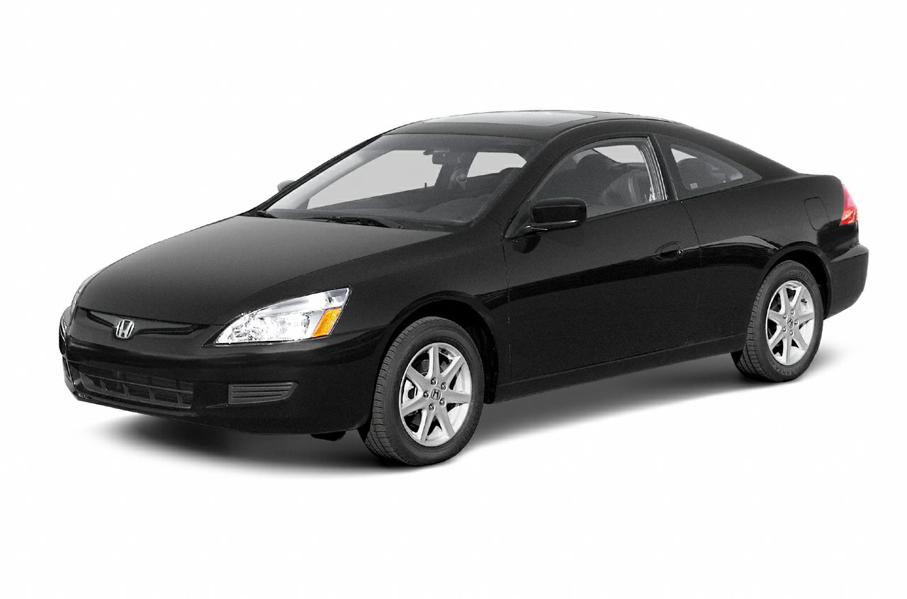 2003 Honda Accord 30 EX Miles 110540Color Black Stock U7160317A VIN 1HGCM82603A011422