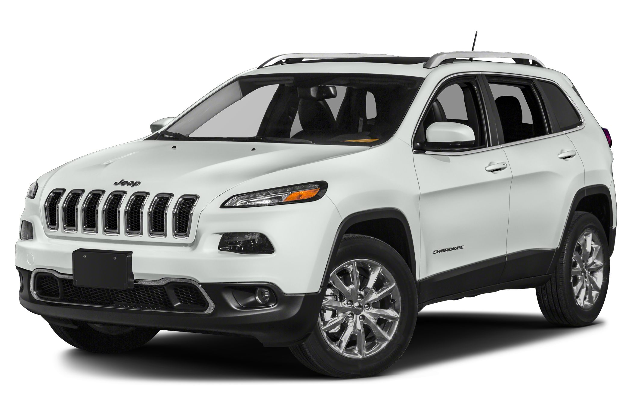 2014 Jeep Cherokee Limited Cherokee Limited 4D Sport Utility 9-Speed 948TE Automatic FWD Brill