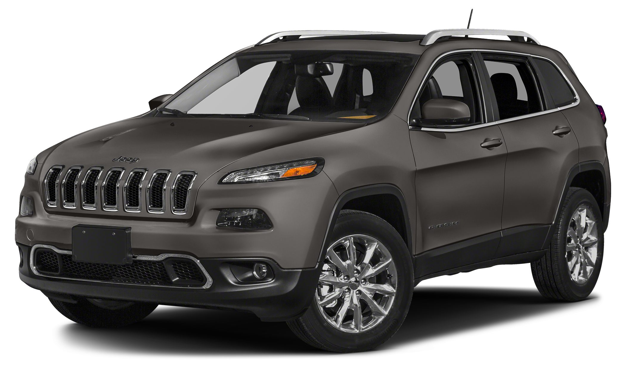 2015 Jeep Cherokee Limited Miles 26448Color Granite Crystal Clearcoat Metallic Stock JG1455A