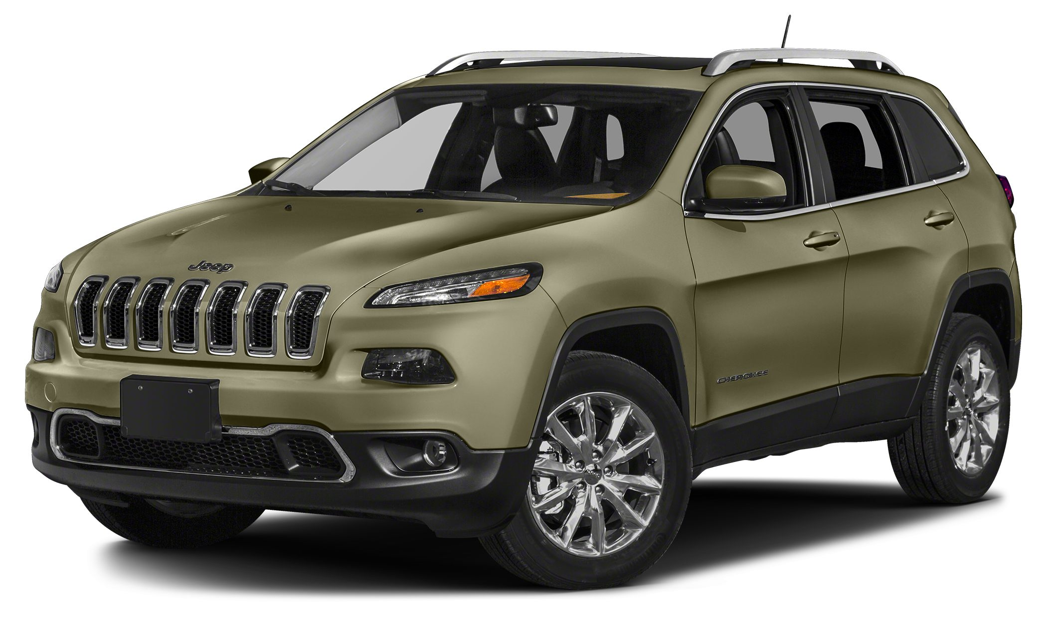 2014 Jeep Cherokee Limited Excellent Condition Jeep Certified CARFAX 1-Owner 200 below NADA Re