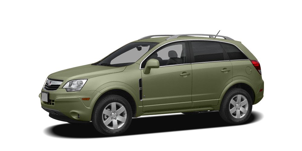 2008 Saturn VUE XE EPA 26 MPG Hwy19 MPG City XE trim IIHS Top Safety Pick CD Player Onboard C