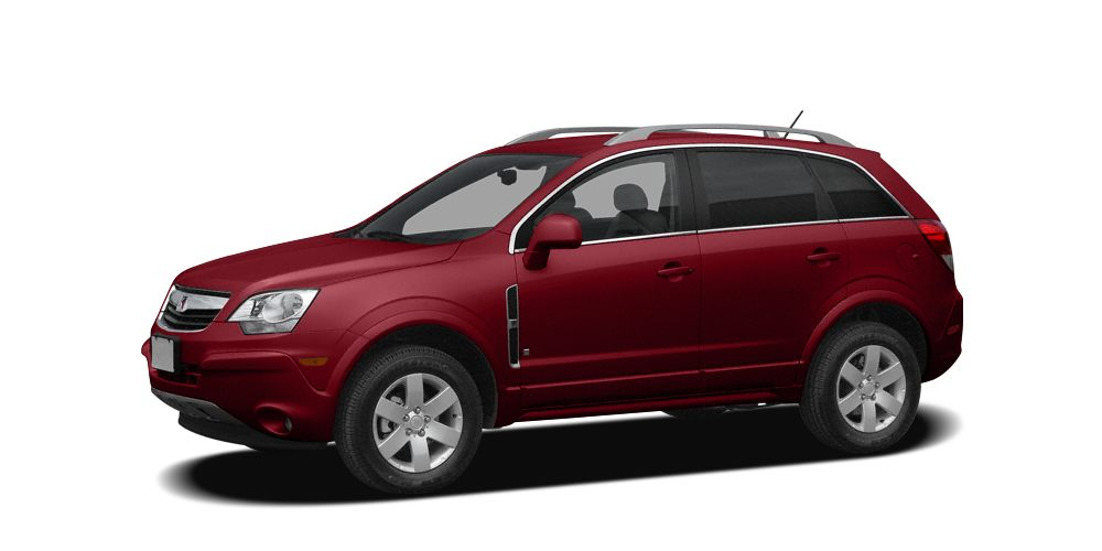2008 Saturn VUE Red Line Miles 178543Color Redline Stock SB17329A VIN 3GSCL13748S568490