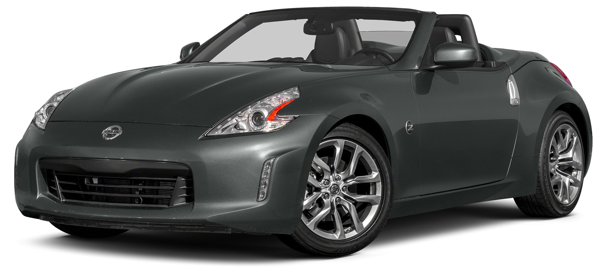 2016 Nissan 370Z Touring Sport Miles 0Color Gun Metallic Stock 33248 VIN JN1AZ4FH0GM910249