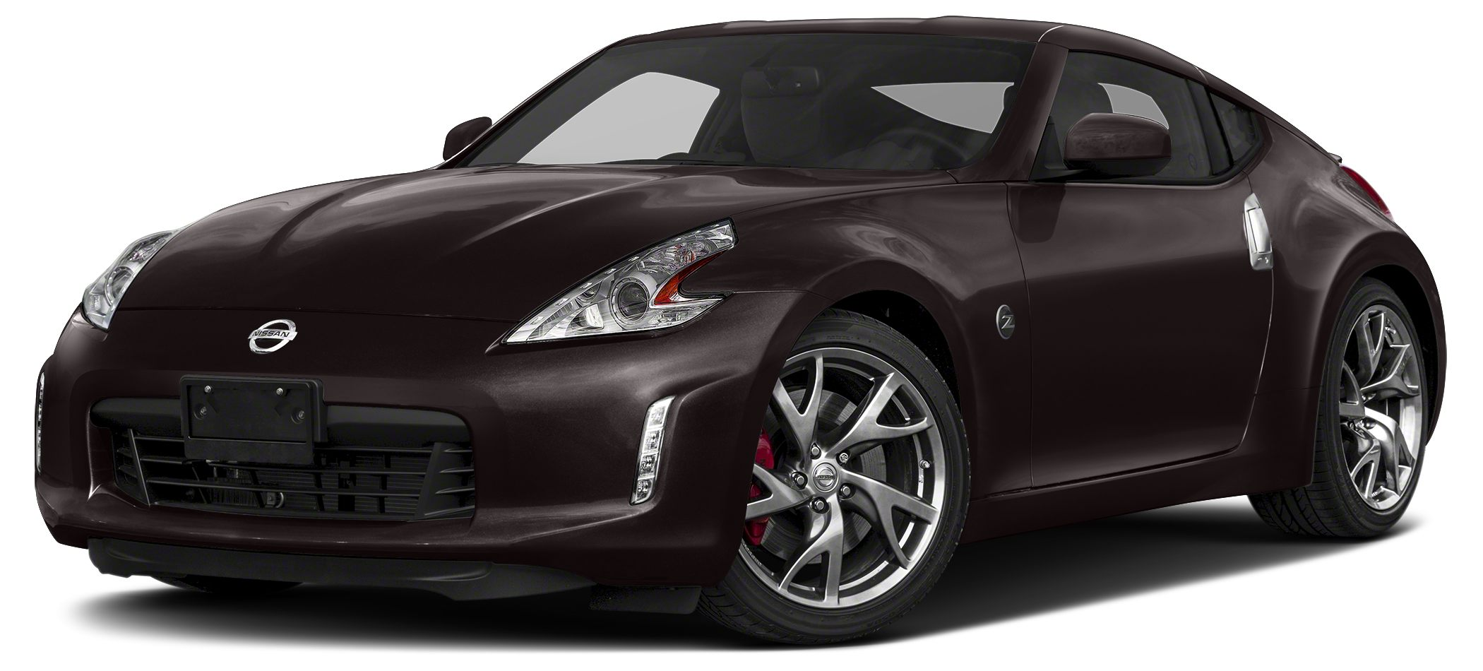 2016 Nissan 370Z Base Miles 9Color Black Cherry Stock 16Z117 VIN JN1AZ4EH6GM937571