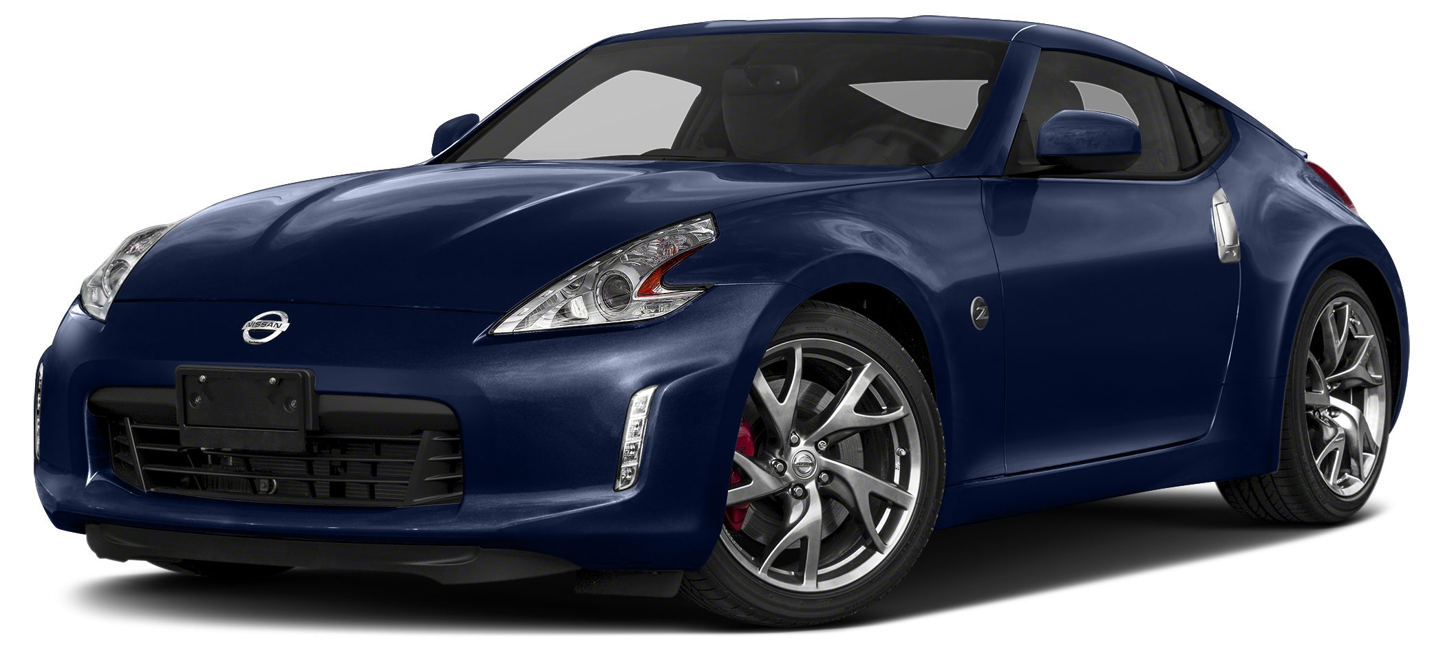 2017 Nissan 370Z Touring Featuring a sleek and sporty exterior the Nissan 370Z comes available as
