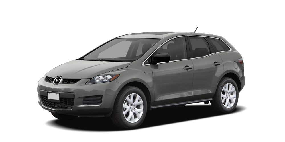 2007 Mazda CX-7 Sport Miles 125011Color Galaxy Gray Mica Stock H411B VIN JM3ER293X70125920