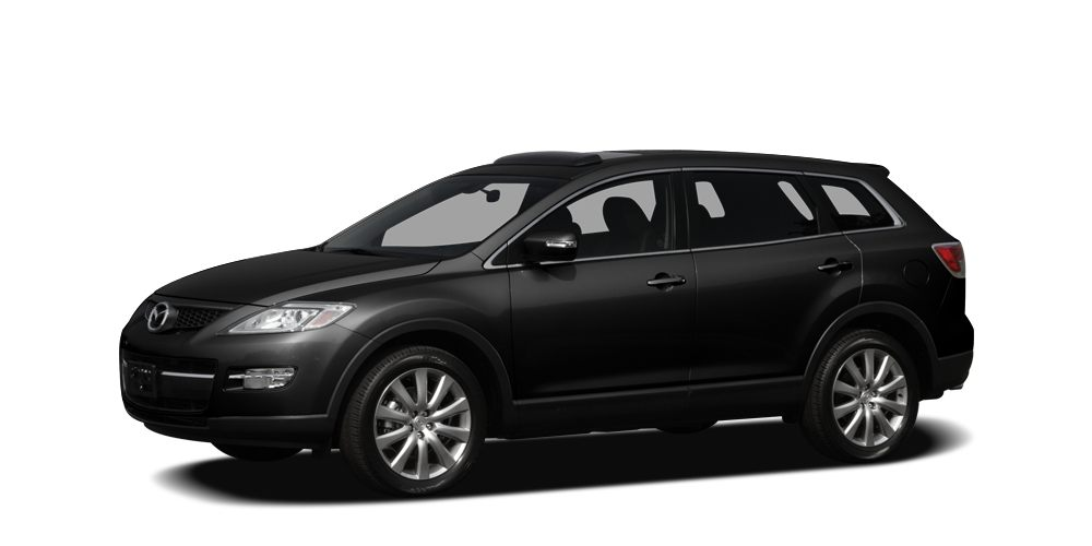2007 Mazda CX-9 Sport Vehicle Detailed Recent Oil Change and Passed Dealer Inspection Stability