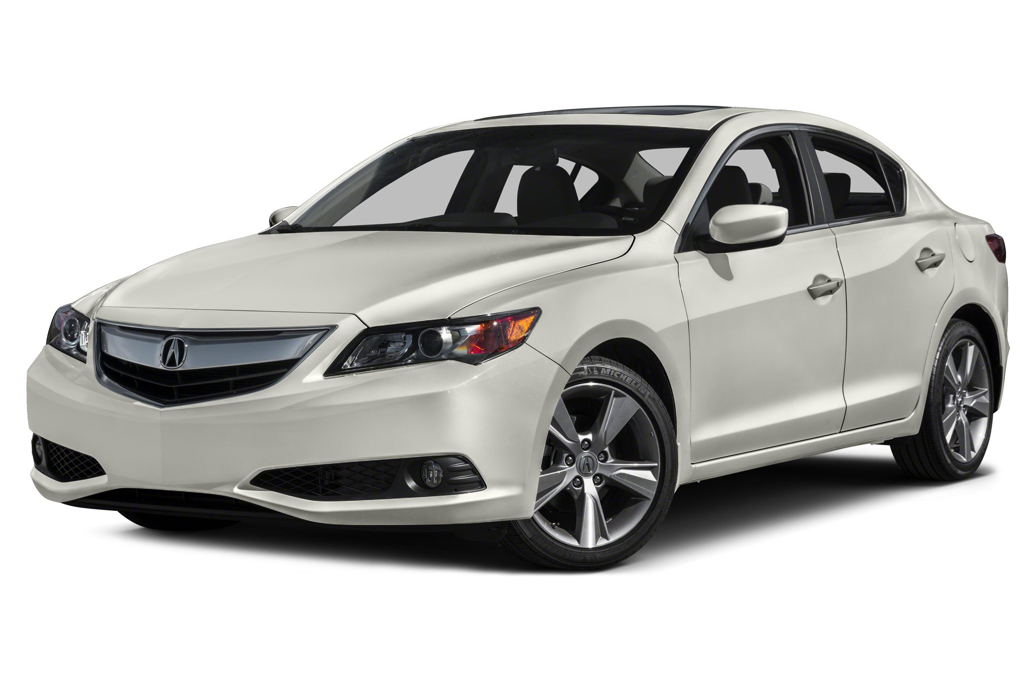 2015 Acura ILX 20 Technology Modern Steel Metallic 2015 Acura ILX 20L Tech Package FWD 5-Speed A