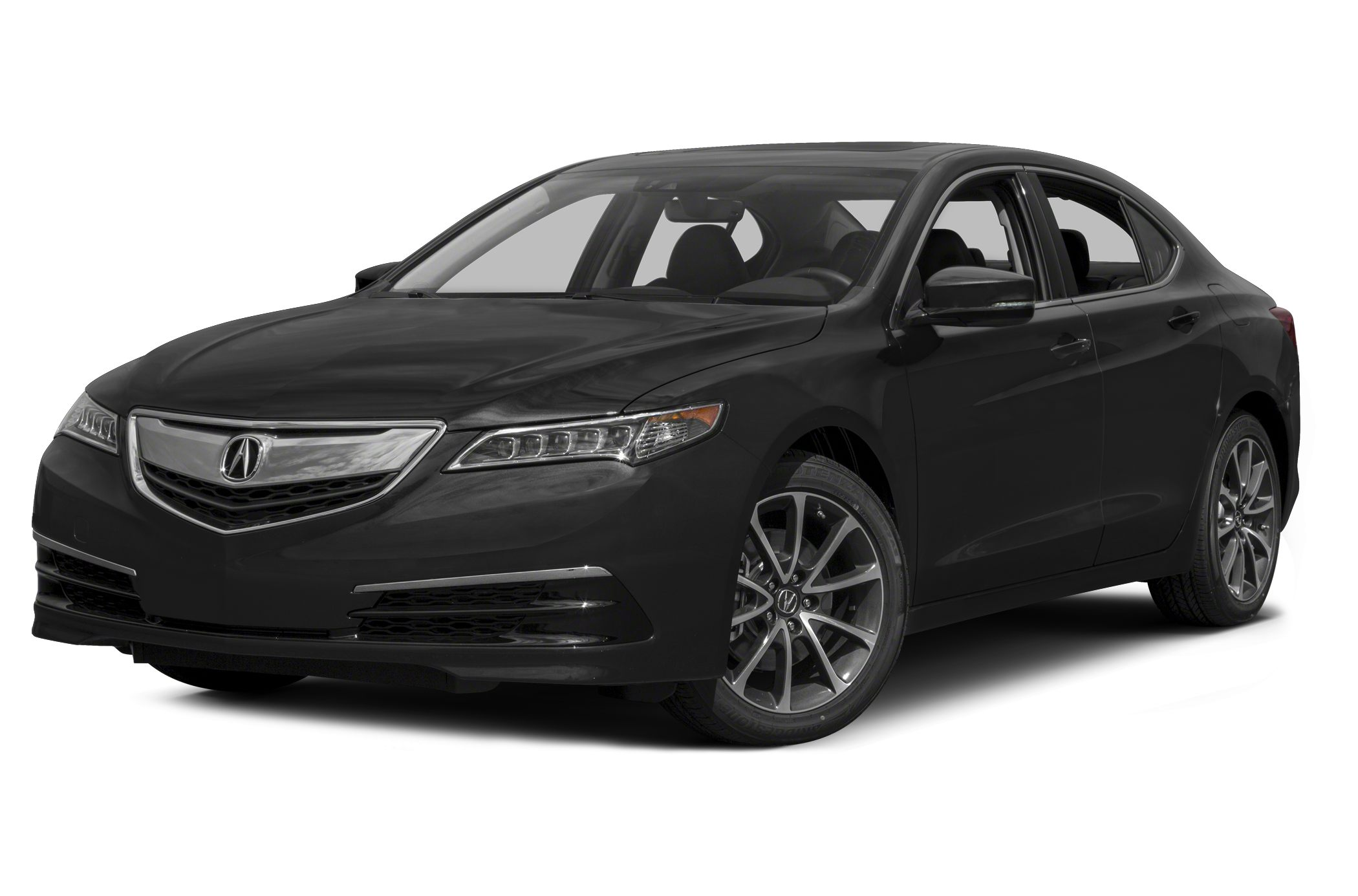 2015 Acura TLX V6 Tech Clean Carfax - Technology Package - Backup Camera - Bluetooth - Alloy Wheel