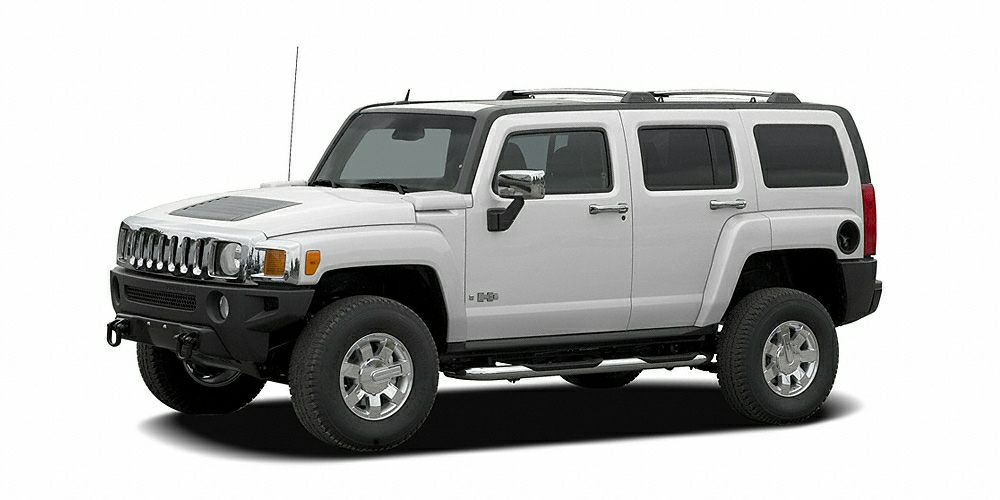 2007 HUMMER H3  Auto Check 1 Owner and LUXURY PKG LEATHER MONSOON PREMIUM SOUND HEAT