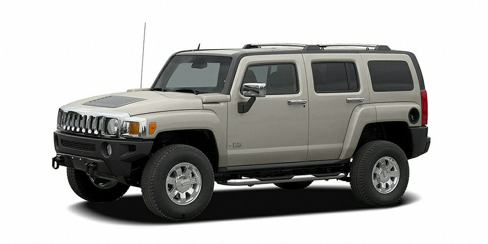 2007 HUMMER H3  Win a score on this 2007 HUMMER H3 SUV before its too late Spacious but easy-mov