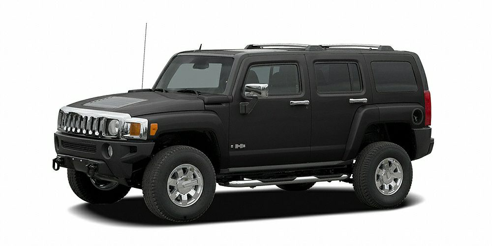 2007 HUMMER H3  The H3 is HUMMERs midsize SUV designed to deliver authentic HUMMER style and of
