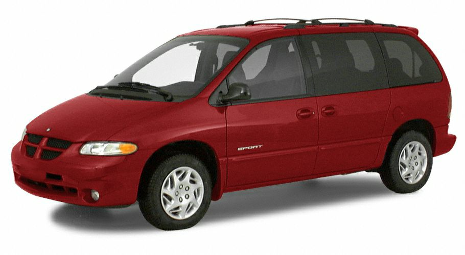 2000 Dodge Caravan SE Prices are PLUS tax tag title fee 799 Pre-Delivery Service Fee and 18