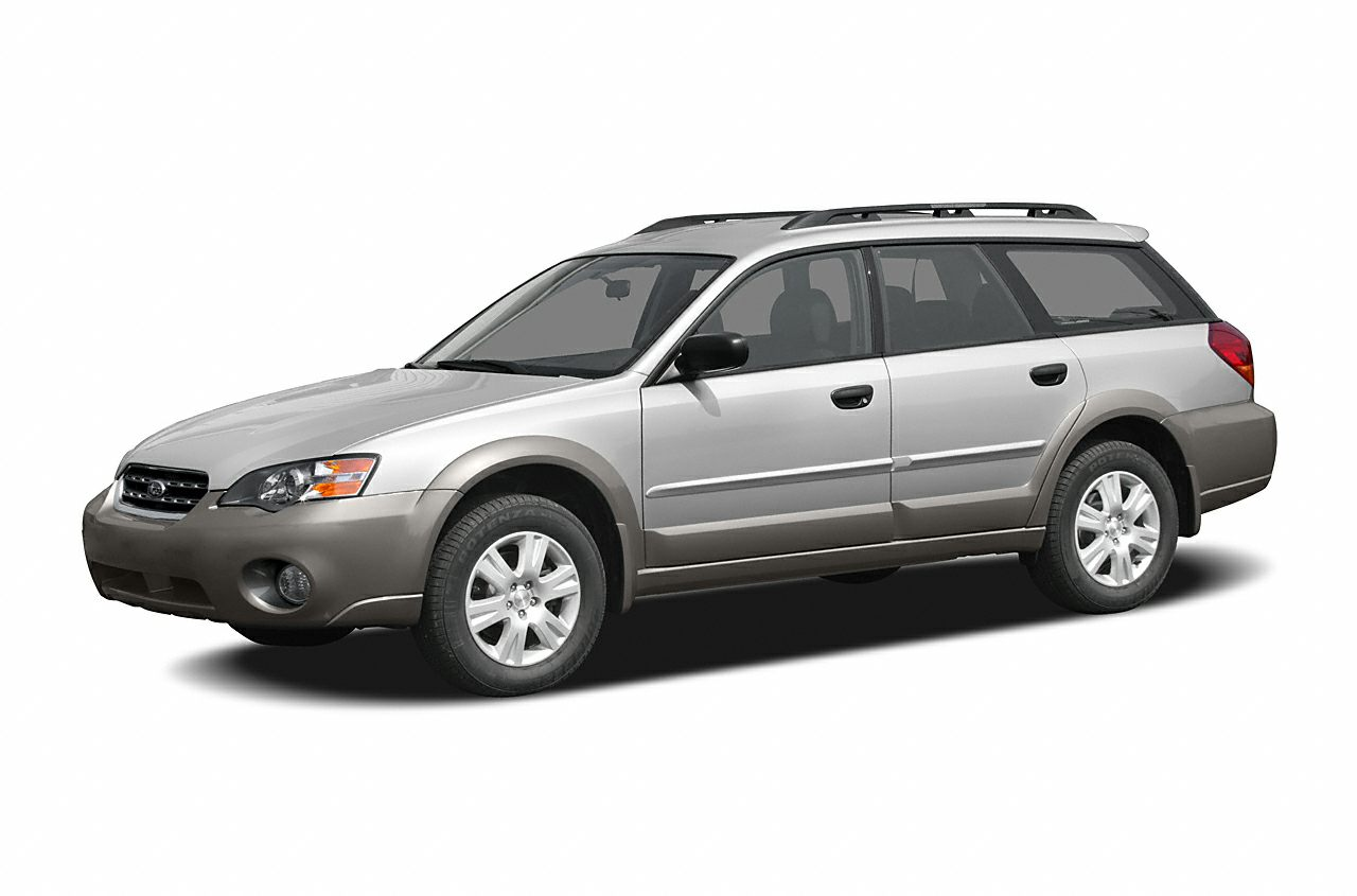 2007 Subaru Outback 25i Miles 103221Color Newport Blue Pearl Stock 151751A VIN 4S4BP61C97730